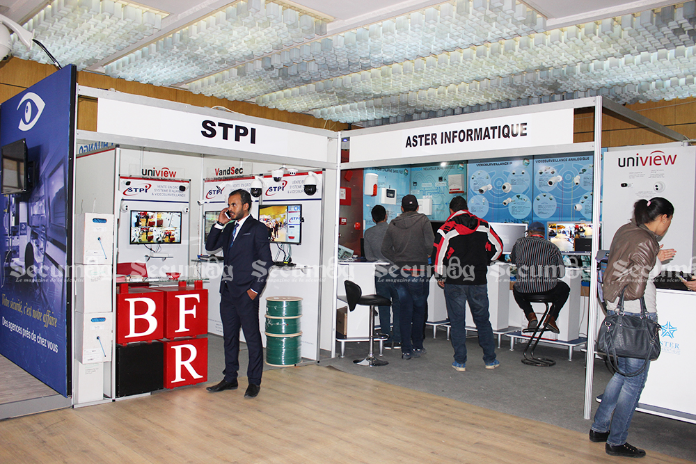 expo securit 18