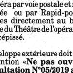 Théâtre de l'Opéra.